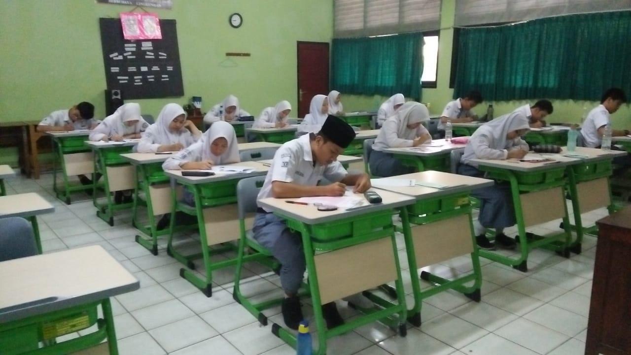 Ujian Sekolah Berstandar Nasional (USBN)