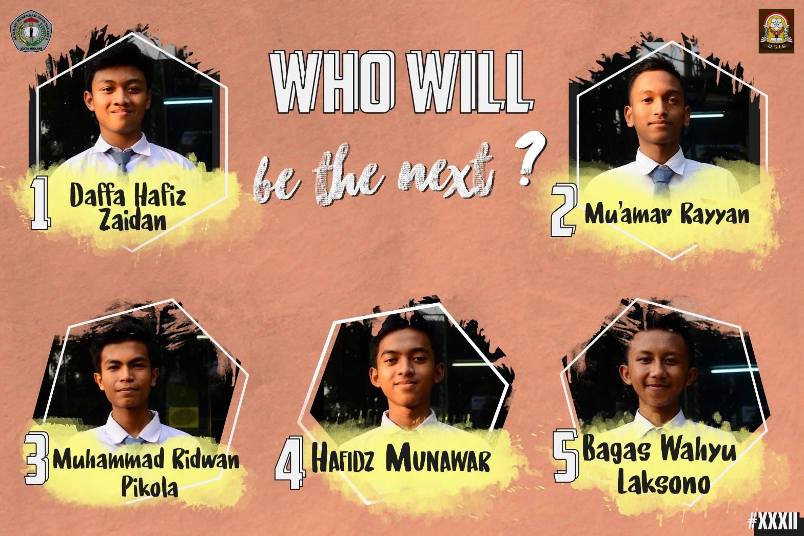 Halo Embassy!! Pesta demokrasi SMAN 4 Kota Bekasi sebentar lagi dimulai