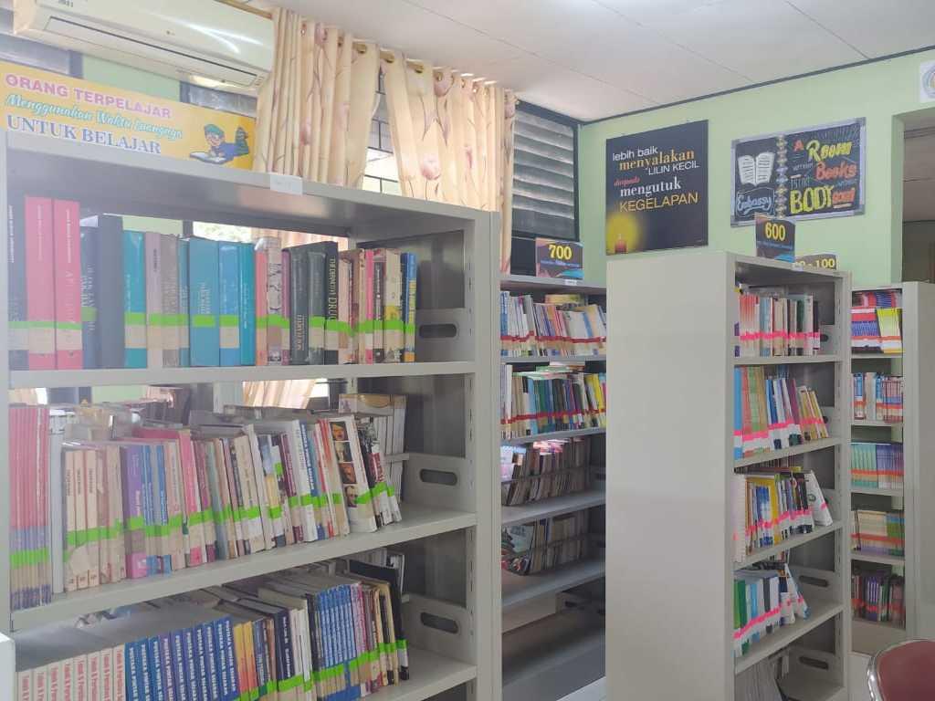 Peminjaman Buku Perpustakaan