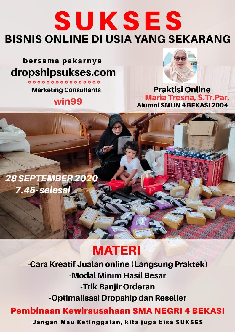 Bisnis Online di Usia Yang Sekarang