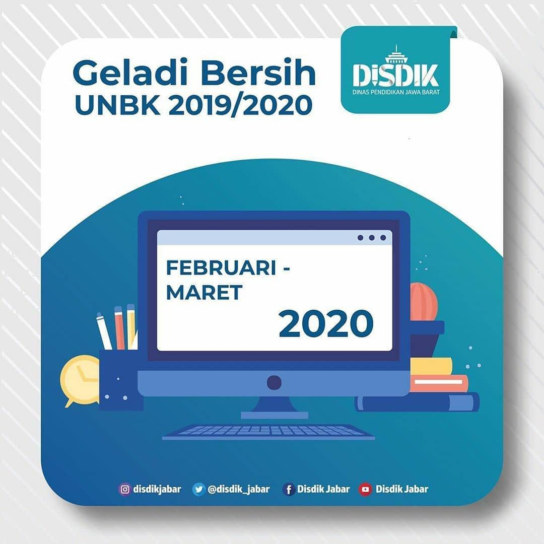 Geladi bersih UNBK 2019/2020