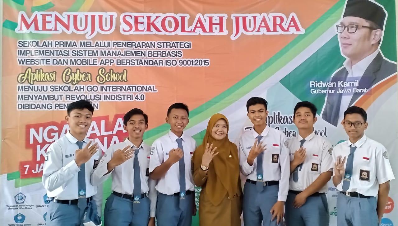 Soft Launching Pena Cyber School