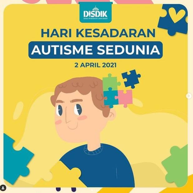 Hari Kesadaran Autisme Sedunia